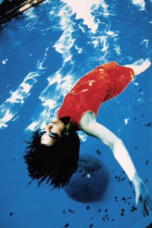Björk photographed by Kate Garner,1995-1
