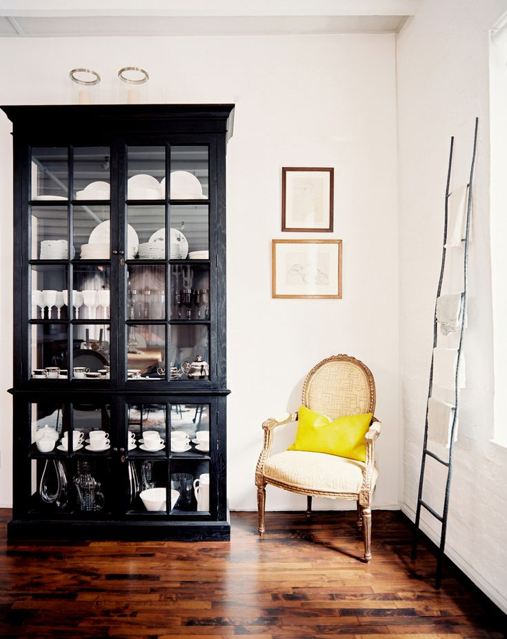 Best 25+ Black china cabinets ideas only on Pinterest | Black ...