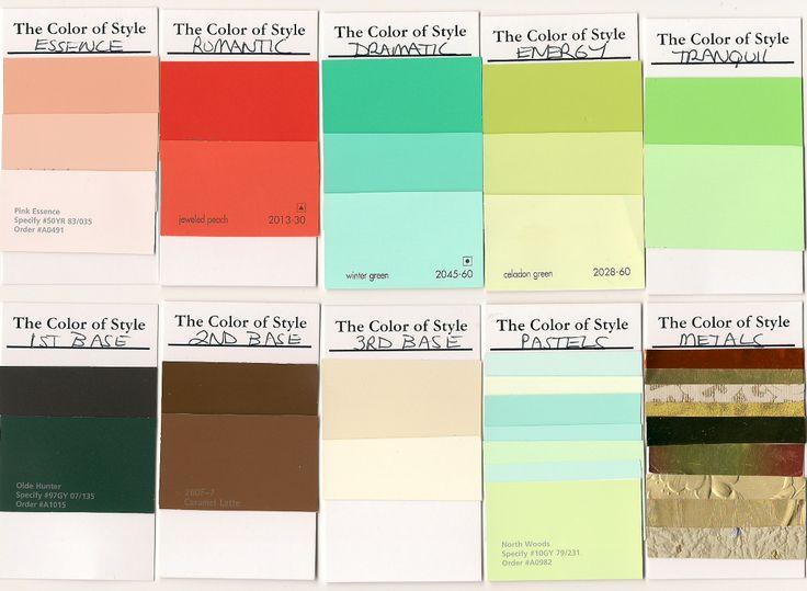 Julie's Bouyant Spring palette from Zyla