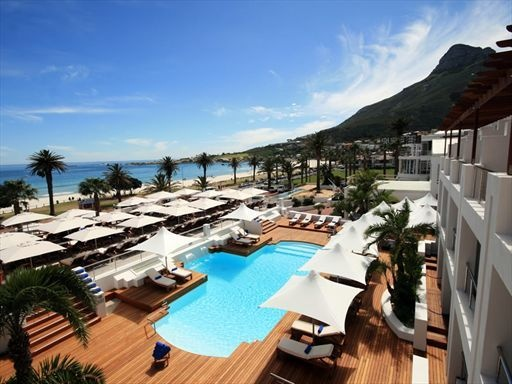 Bay Hotel, Camps bay, Cape Town