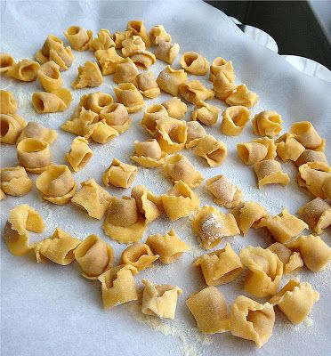 Nuts about food: Cappelletti and making fresh pasta
