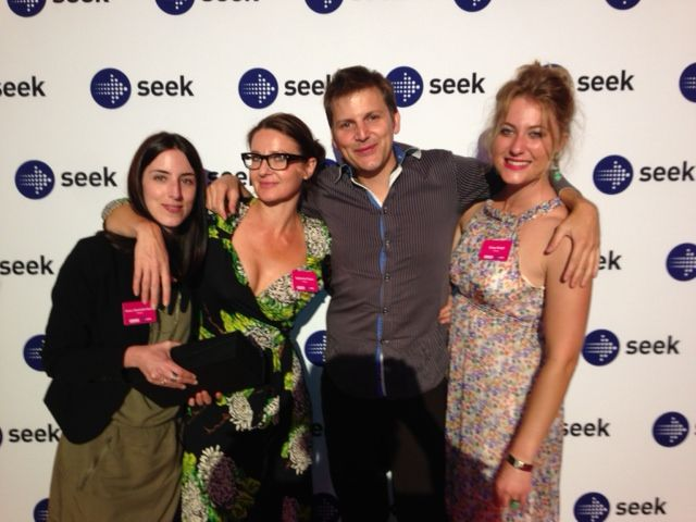 Sara Seek Awards 2013