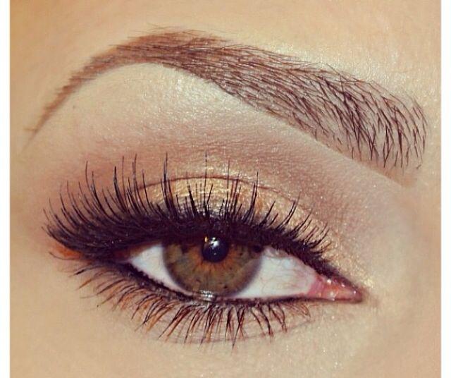 Eye makeup for hazel eyes ❤️❤️❤️❤️