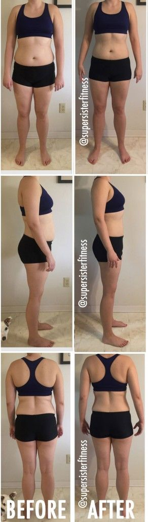 Bikini Bootcamp gobikini Before and After