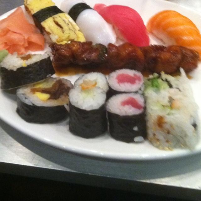 Best Sushi Restaurant Riverwalk San Antonio