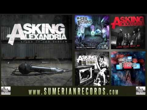 Asking Alexandria Hey There Mr.Brooks by lyrics Hey There ...
