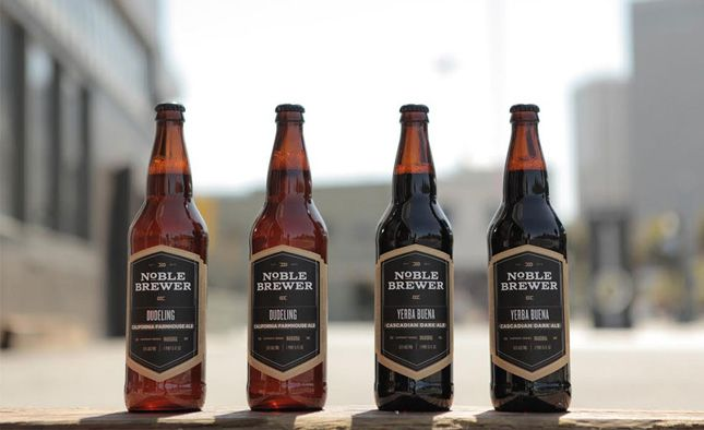 Noble Brewer Beer just came up with a clever beer subscription service.