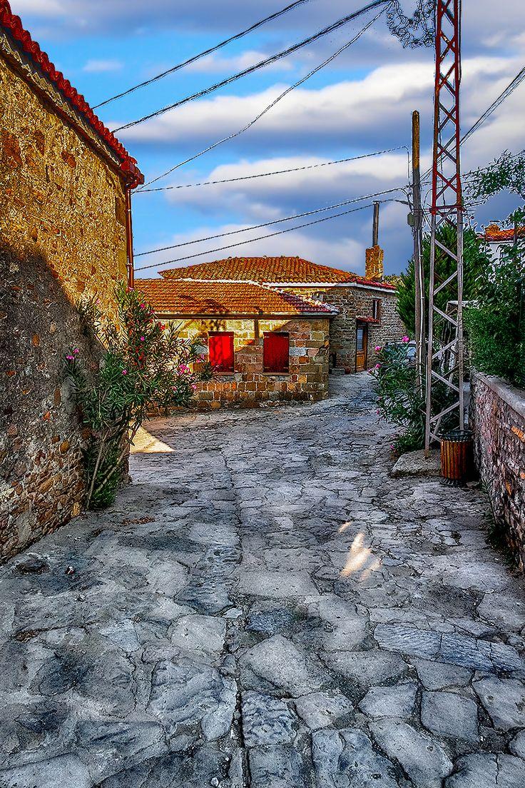 Zeytinli village, Gökçeada (Imvros) Çanakkale.