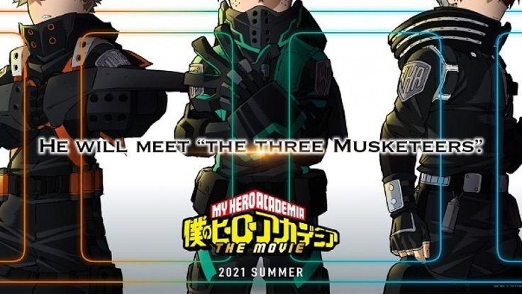Boku No Hero Academia 3 Anime Filmi 2021 Yaz Icin Duyuruldu Aagagaga Coh Iyi 2021de Olacak Hicbisiy Beni Uzemez Hero World My Hero Academia Hero
