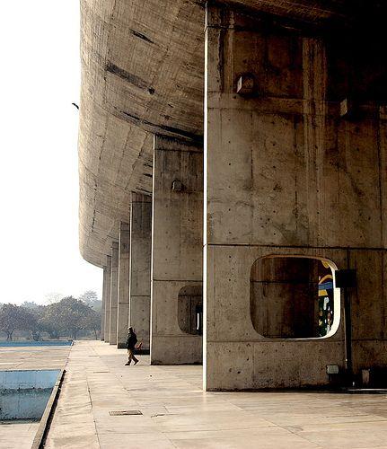 Chandigarh - Le Corbusier