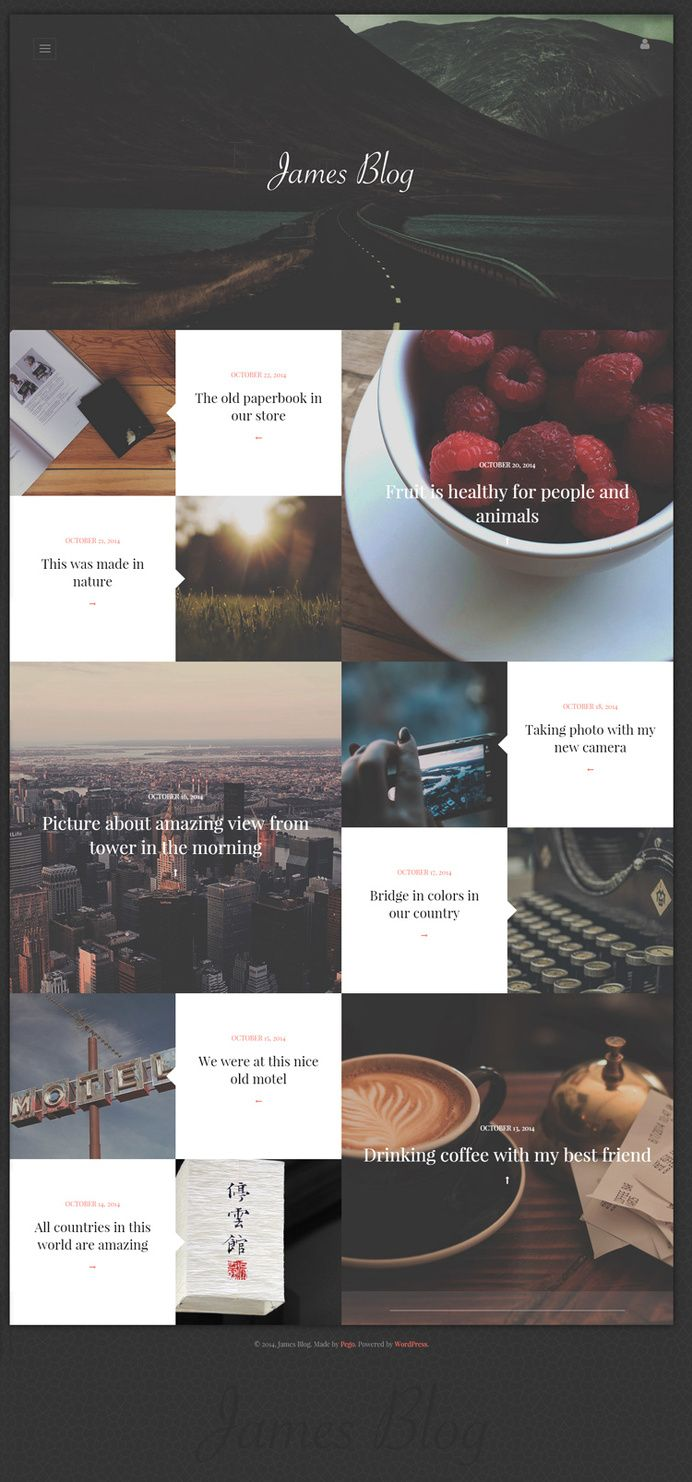 web design, concept, layout, grid — Designspiration