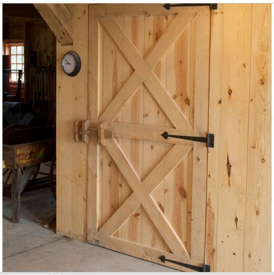 Garden Sheds 6x7: Best 25+ Shed Doors Ideas On Pinterest