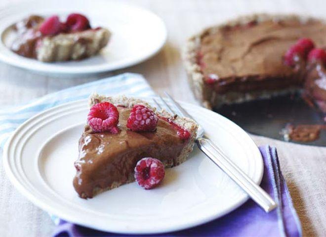 Шоколадный пирог без яиц и молока, ссылка на рецепт - https://recase.org/shokoladnyj-pirog-bez-yaits-i-moloka/  #Мясо #блюдо #кухня #пища #рецепты #кулинария #еда #блюда #food #cook
