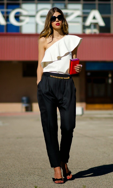 Ms Treinta - Fashion blogger - Blog de moda y tendencias by Alba.: Baggy