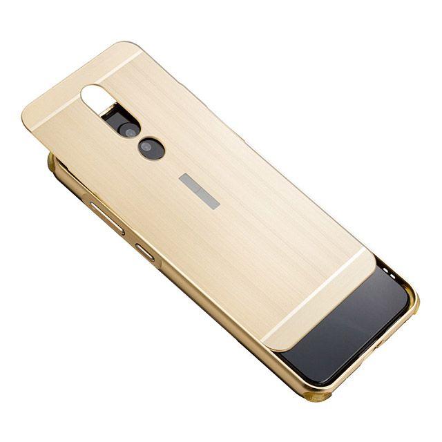 huge discount 44e85 8d7ad Nokia 5.1 Plus (Nokia X5) Metallic Bumper Back Case | Case | Phone ...
