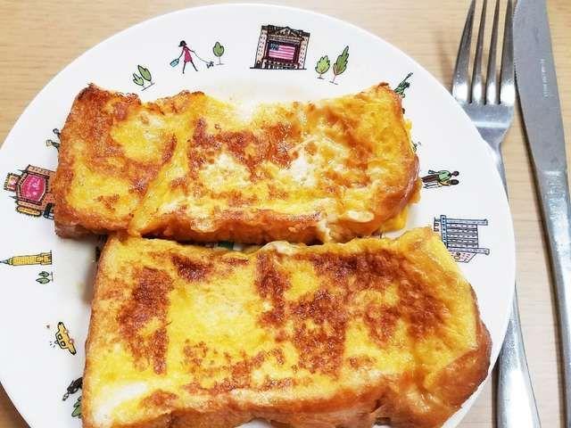フレンチトースト レシピ 簡単