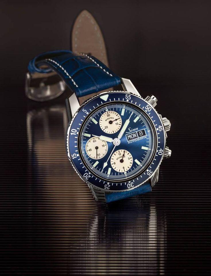 Sinn Spezialuhren: 103 A Sa B » Das Uhren Portal: Watchtime.net