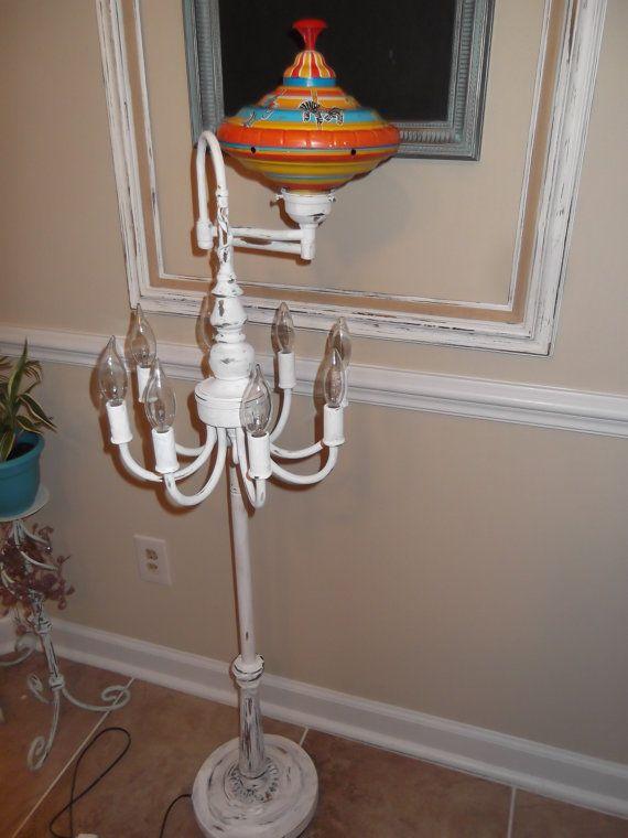 """Über 1.000 ideen zu """"chandelier floor lamp auf pinterest ..."""