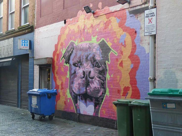 Pit Bull Art