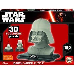 STAR WARS Puzzle 3D Dark Vador
