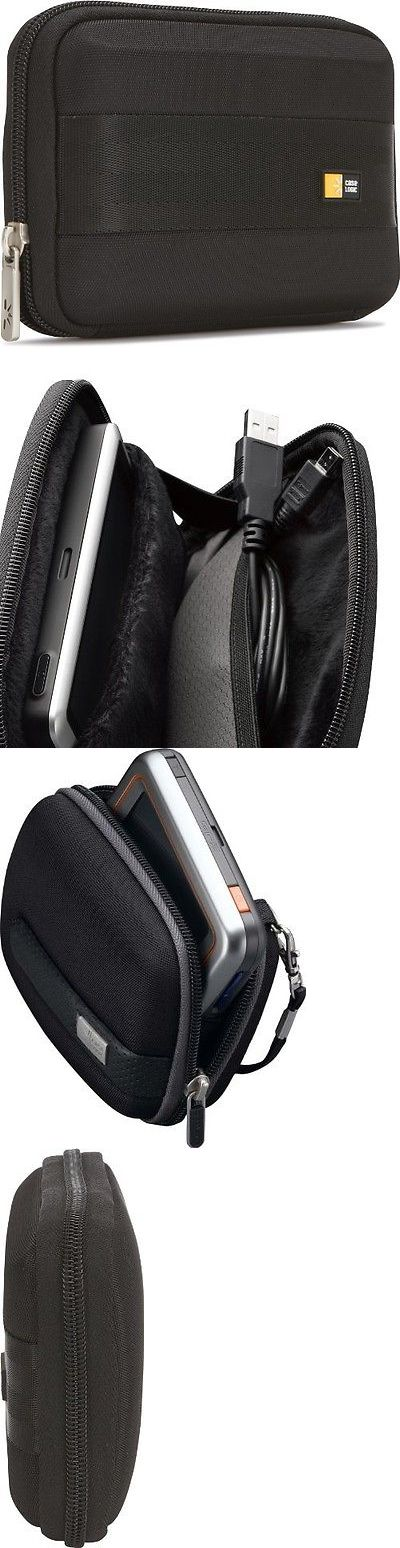 GPS Cases and Skins: Case Logic Gpsp-6 Professional Gps Case For 4.7- And 5.3-Inch Flatscreen Gps BUY IT NOW ONLY: $31.89