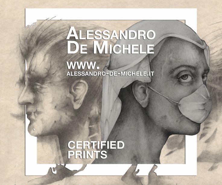 Stampe d'arte originali numerate e autografate, varie dimensioni e vari supporti. visita il sito ufficiale www.alessandro-de-michele.it e scegli la tua stampa!