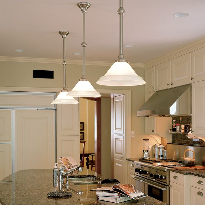 Here Are Several Options Of Kitchen Island Lighting You Can Use, Whether  Task Lighting Or Combination Between Task And Ambient Lighting.