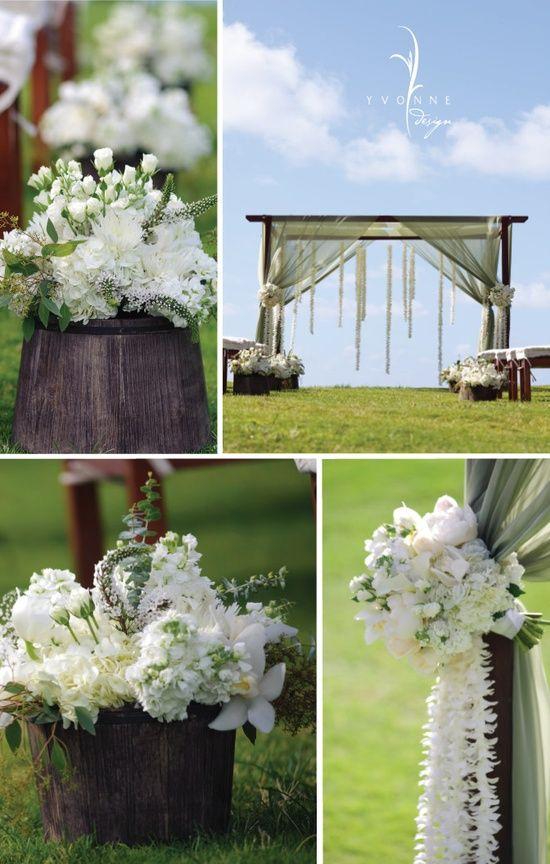 our wedding arch!! 5.10.2014