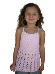 Nardia Crocheted Top: Kids Crochet, Things Crochet, Picky Crochet, Crochet Tops, Nardia Crochet, Crochet Knits