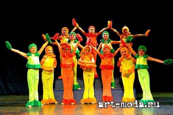 Прокат молдавский костюм танцевальный детский
