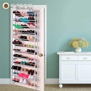 M s de 1000 ideas sobre organizador de zapatos en - Organizador de zapatos para armario ...
