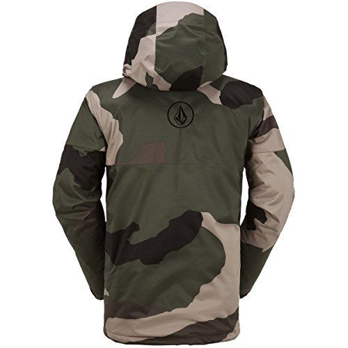#Volcom #Men's Alternate Insulated #Jacket Camouflage, X-Large  Full review at: http://toptenmusthave.com/best-winter-coats-for-men/