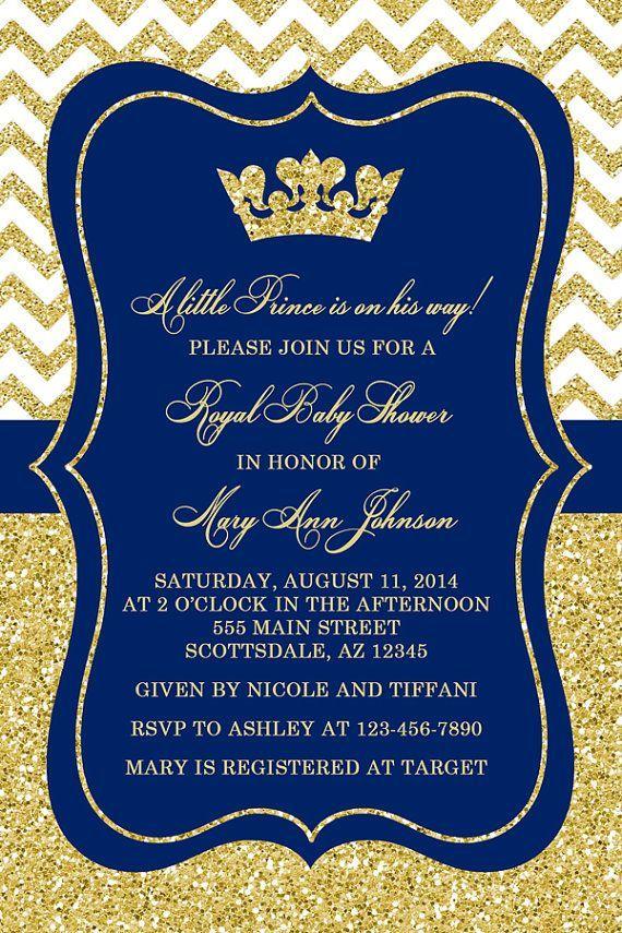 Resultado De Imagen Para Tarjeta De Invitacion Principe Azul