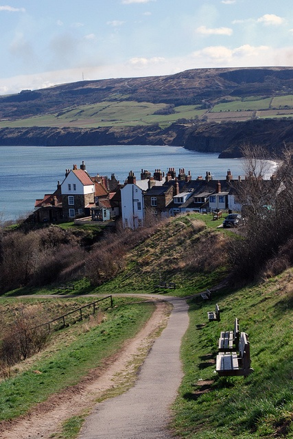 Robin Hood's Bay by MMortAH on Flickr
