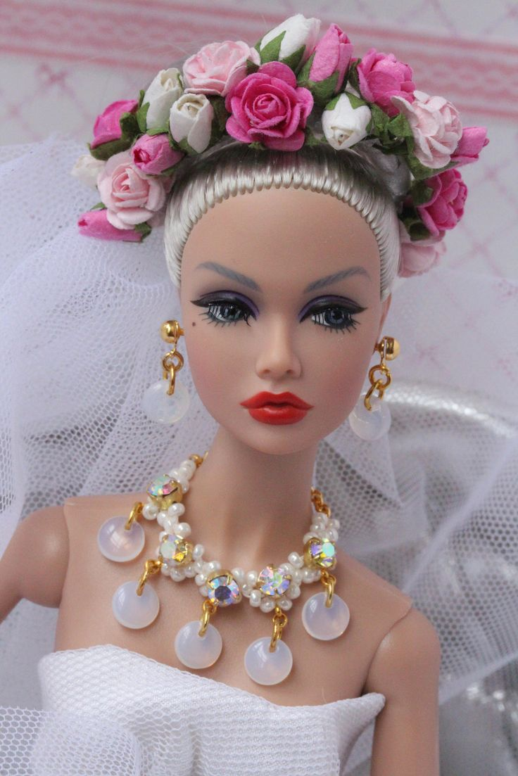 Poppy brides Barbie in 2019 Barbie bridal, Barbie