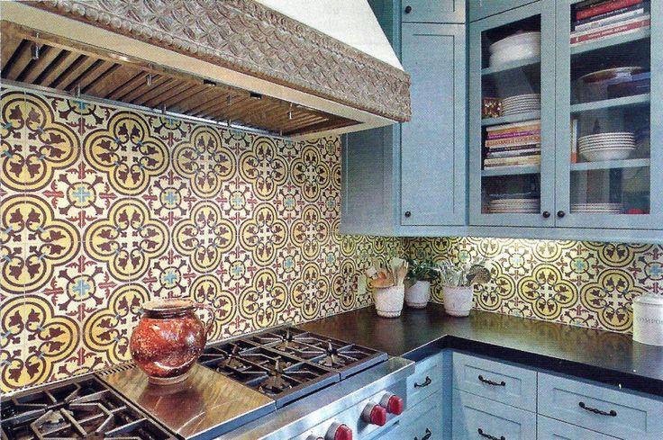 74 Best Images About Granada Tile In The Kitchen On Pinterest Tile Backsplash Tile And Cement
