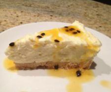 Bill's White Chocolate Cheesecake