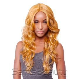 R&B Collection Synthetic Lace Front Wig Sunset