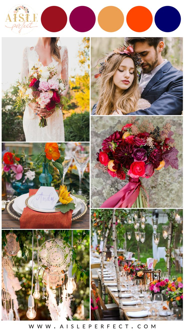 Have The Bohemian Wedding Of Your Wildest Dreams