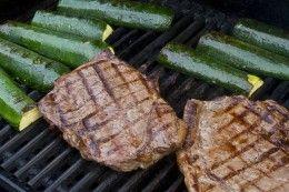 Grilled Steaks Marinade Recipe Ingredients List