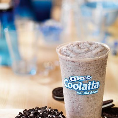 Dunkin Donuts Oreo Coffee Coolatta Copycat Recipe!! These are soo good