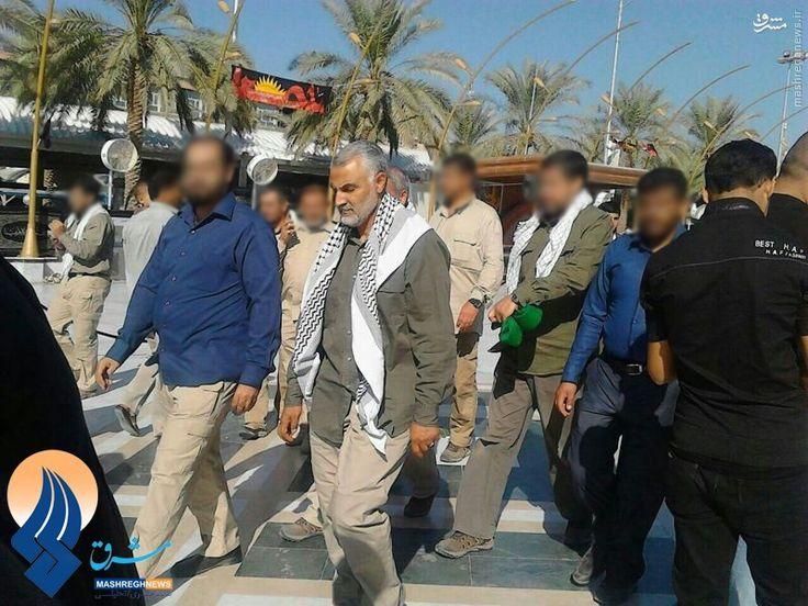 IRAQ - General Qasem Soleimani