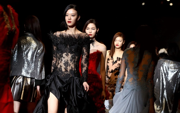 Semana de la moda de Pekín