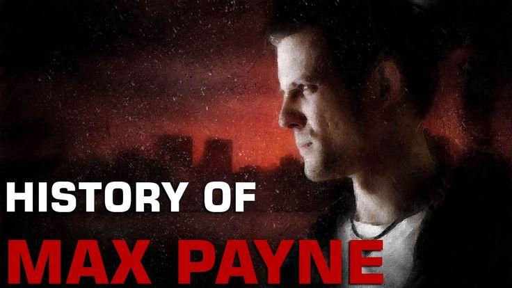 History of Max Payne (2001-2012)