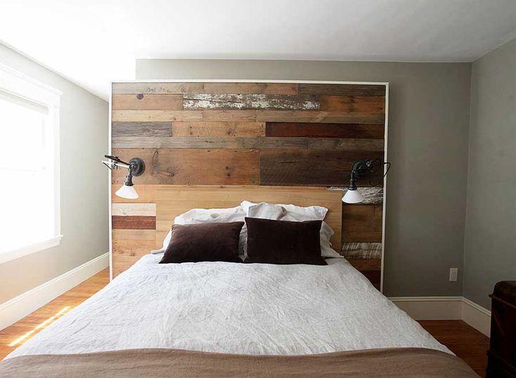 Für Alle Betten Holz Kopfteile In Größeren
