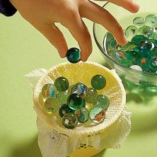 """marble roulette game - could play with weather theme... marbles are water, paper towel the cloud- when cloud gets too full of water it """"breaks"""" open and rains"""