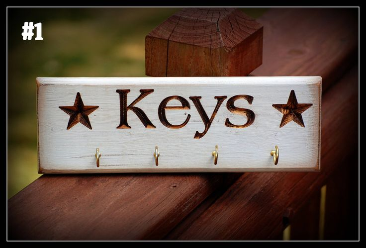 Excited to share the latest addition to my #etsy shop: Key holder for wall, Custom Key Holder, Wall Key Holder, Key Hanger for wall, Custom carved Key holder, Carved Key Hanger, Key Holder Wood http://etsy.me/2nS7ZkT #housewares #homedecor #woodworkingcarpentry #kitche