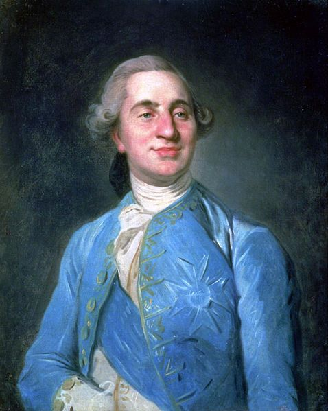 Louis XVI of France (1754-1793), 1775 by Joseph-Siffrein Duplessis (1725-1802)