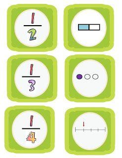 Classroom Freebies: Fractions Freebie