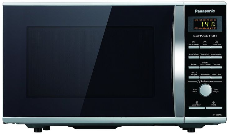 Panasonic NN-CD674MFDG 27-Litre Convection Microwave Oven (Sliver) - The only Home and Kitchen Products resources you will ever need